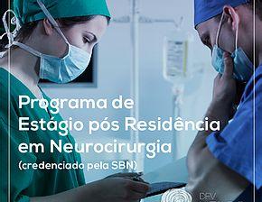 Programa de Estagio Pos Residencia em Neurocirurgia