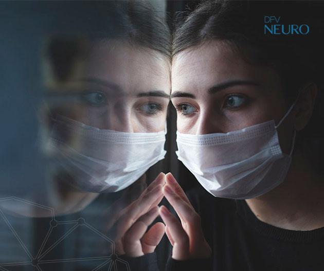 alterações neurológicas pos covid 19